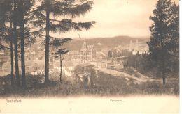 Rochefort - CPA - Panorama - Rochefort