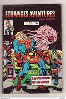 ETRANGES AVENTURES N° 21 Comics Pocket 1979 Poids 110 Gr   Très Très Bon état - Etrange Aventure