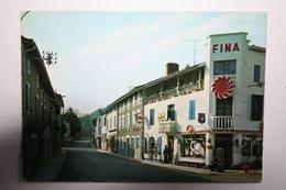 31 * : Mane - Avenue De Saint Girons ( Pompe Essence Fina  ) - France