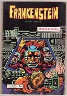FRANKENSTEIN N° 18 Comics Pocket 1980 Poids 110 Gr - Frankenstein