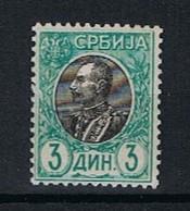 Servie Y/T 91 (**) - Serbie