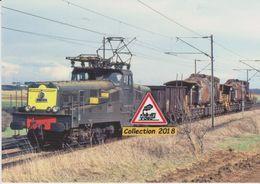 CC 14167 Avec Train De Fonte, à Arrancy-sur-Crusne (55)  - - Trenes