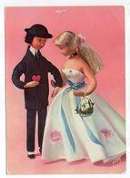 Peynet--Les Amoureux De Peynet  (coeur) -- Mariage - Illustrateurs & Photographes