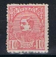 Servie Y/T 28 (*) - Serbie