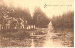 Saint-Hubert - CPA - Fontaine St-Hubert - Saint-Hubert