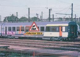 Voiture Corail SNCF De Démonstration, à Juvisy-sur-Orge (91)  - - Equipment