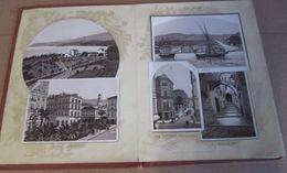 Leporello San Remo Souvenir Riviera Um 1890 - Italia