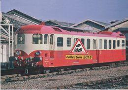 Autorail X 52103 Decauville, Aux Ateliers SNCF De Bordeaux (33)  - - Materiale