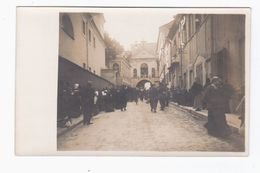 Wilna Ostra Brama Ca 1915 PHOTOPOSTCARD 2 Scans - Lithuania