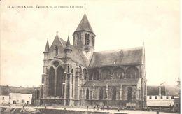 Oudenaarde - Audenarde - CPA  - Eglise N. D. De Pamele - Oudenaarde