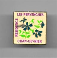 PINS VILLE CRAN-GEVRIER RESIDENCE LES PERVENCHES   74 HAUTE SAVOIE / Signé L'épinglerie   / 33NAT - Cities