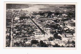 Kaunas Luftbild Ca 1920 PHOTOPOSTCARD 2 Scans - Lithuania