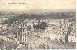 Oudenaarde - Audenarde - CPA  - Panorama - Oudenaarde