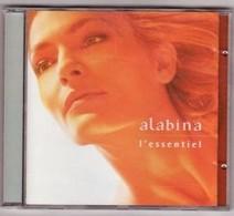 CD ALABINA L'essentiel Etat: TTB Port 110 Gr Ou 30gr - Musiques Du Monde