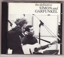 CD SIMON AND GARFUNKEL The Definitive  Etat: TTB Port 110 Gr Ou 30gr - Hit-Compilations