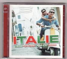 CD ITALIE Compil 2 CD ! ( état TTB PORT 150gr ) - Compilations