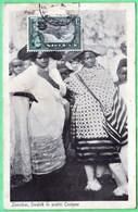 ZANZIBAR - SWAHILI IN ARABIC COSTUME - Tanzania