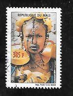 TIMBRE OBLITERE DU MALI DE 2003 N° MICHEL 2610 I - Mali (1959-...)