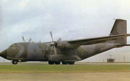 Transall C160 Of The French Air Force Based At Evreux, France  -  CPM - 1946-....: Ere Moderne