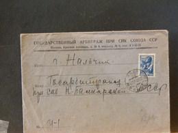 72/140 LETTRE RUSSE  1942 - 1923-1991 URSS