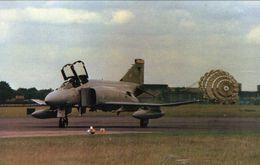 McDonnell F4 Phantom Of No.56 Squadron, Based At RAF Wattisham  -  CPM - 1946-....: Ere Moderne