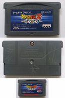 Game Boy Advance Japanese : Dragon Ball Z: Bukuu Tougeki AGB-AZJJ-JPN - Nintendo Game Boy