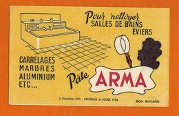 BUVARD :Pate ARMA  Marseille Alger - Perfume & Beauty
