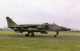 Jaguar Of No.54 Squadron, Based At RAF Coltishall, Norfolk  -  CPM - 1946-....: Ere Moderne