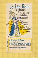 BUVARD :La Fée ROJA  Brillantine - Perfume & Beauty