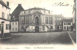 Theux - CPA - La Maison Communale - Theux