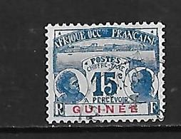 Guinée Yv. Taxe 10 O. - Guinea Francesa (1892-1944)