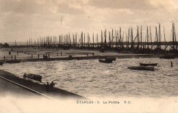 62 ETAPLES  La Flotille - Etaples