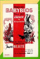 BUVARD & Blotting Paper : BABYBIOS Jeunesse Et Beauté - Perfume & Beauty