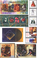 HUNGARY STAMPS, YEAR SET, 2004, CTO, MNH - Full Years