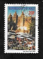 TIMBRE OBLITERE DU MALI DE 2005 N° MICHEL 2614 - Mali (1959-...)