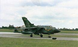 Panavia Tornado GR1 Of No.31 Squadron Royal Air Force, Based At Bruggen, West Germany -  CPM - 1946-....: Ere Moderne