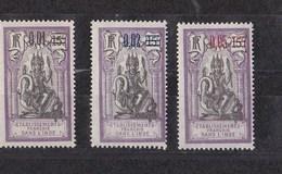 Inde N° 56 à 58** - India (1892-1954)