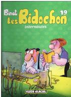 "LES BIDOCHON N°19 Internautes BINET "" TTB état "" Poids 350 Gr - Bidochon, Les"