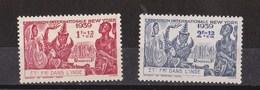 Inde N°116-117** - India (1892-1954)