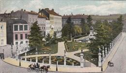 BRUXELLES / BRUSSEL / PLACE DU PETIT SABLON  1905 - Places, Squares