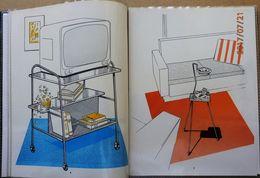 DOSSIER  PROJETS DE FERRONNERIE D'ART DES ANNEES 1950 - VINTAGE / RETRO - Ironwork