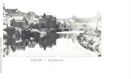 Thuin - CPA - La Sambre - Thuin