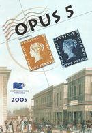 Académie Europèenne De Philatèlie -  Opus 5 -  2005 - Literatuur