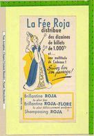 BUVARD : LA FEE ROJA  Brillantine Fine - Perfume & Beauty