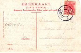 Ansicht Van NIJMEGEN Via ROTTERDAM-VENLOO G (grootrond) Naar Oldenburg - Covers & Documents