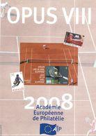 Académie Europèenne De Philatèlie -  Opus 8 -  2008 - Literatuur