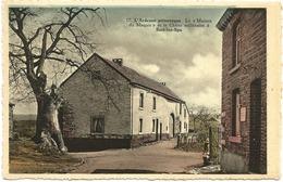"""La """"Maison Du Maquis"""" Et Le Chêne Millénaire à Sart-lez-Spa.  (scan Verso) - Jalhay"""