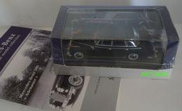 MERCEDES BENZ 300D 300 D De 1957 Du CHANCELIER ALLEMAND ADENAUER - Cars & 4-wheels