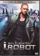 DVD I ROBOT Will Smith Etat: TTB Port 110 Gr Ou 30gr - Ciencia Ficción Y Fantasía