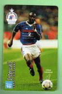 TELECARTE PREPAYEE *** INTERCALL N°431 *** FFF *** Foot Coupe Du Monde 98 *** Tirage ? Ex *** (A220-P1) - France